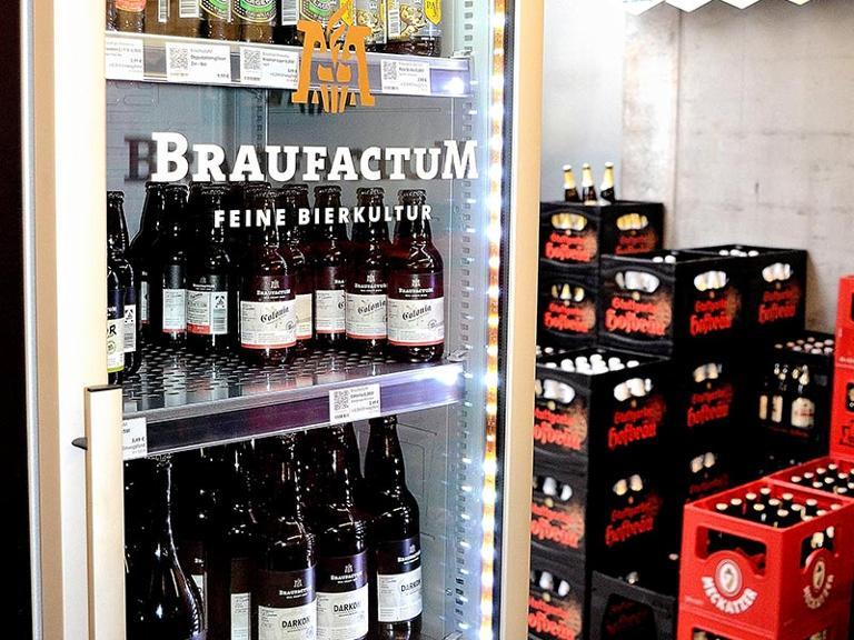 Getränkemarkt am Gaskessel - Bier